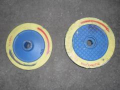 Steering wheel (flywheel) for the lift equipmen