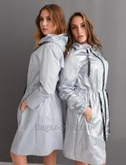Stylish clothes Autumn raincoat
