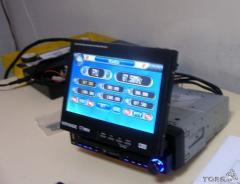 Автомагнитола для любого авто+GPS