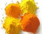 Пигмент желтый железоокисный ГОСТ 18172-80*.