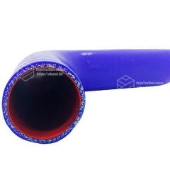 Патрубок радиатора МТЗ верхний d=38 мм, L=270 мм