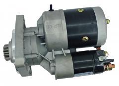 Стартер редукторный 12 V 2,7 kW (МТЗ-80, МТЗ-82,