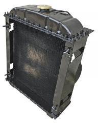 Радиатор водяной ЮМЗ алюминий