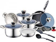Набор посуды 16 предметов Royalty Line RL-16B