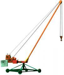 Construction Pioneer crane