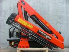 The crane manipulator of the HC 70 series is a novelty from the HC Industrie company (Italy)