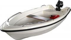 Sealark 320 motor rowboa