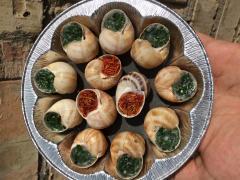 Морские деликатесы по-Бургундски,  по-Лимузински ,