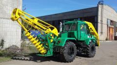 Equipment boring-crane BKU-1MK, BKU-2MK brands
