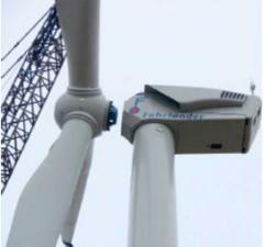 Компоненты ветряных электростанций