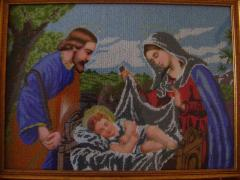 "Icon ""Holy family"