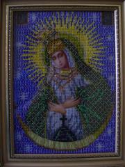 "Icon ""the Ostrobramsky Virgin"