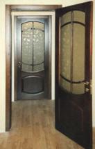 Doors wooden Kiev