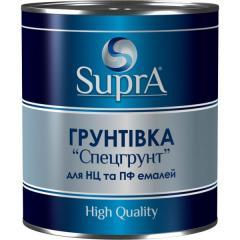 """Грунтовка """"СпецГрунт"""" ТМ Supra антикоррозийная 15, Светло-серый"""