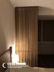 Декоративна рейка термрвільха