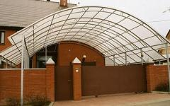 Canopies for cars, canopies shod, canopies metal,