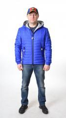 Мужская куртка ветровка Vivacana 67SS101...