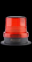 SNT-915-SL-1 Проблесковый маяк красный (Солнечная