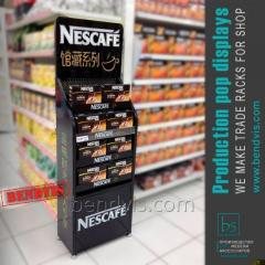 Срещу търговия под Nescafe