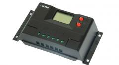 Контроллер заряда ACM20D 30A с дисплеем 12/24V+USB