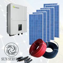 Системи електричні сонячні