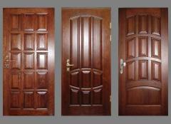 Двери из сосны от производителя. 48 моделей дверей