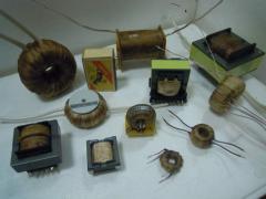 Импульсные и сетевые трансформаторы и дроссели