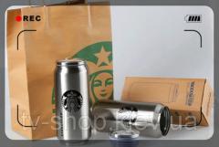 """Термос с клапаном и трубочкой """"Starbucks""""..."""