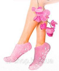 Gel Spa Socks (Гелевые увлажняющие носочки),...