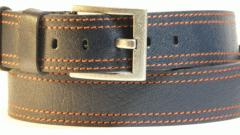 Belts man's under jeans