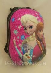 """Рюкзак пластиковый верх """"Frozen"""""""