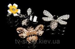 Брошь Пчелка (в ассортим.)