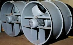 Fans axial B-06-300 series