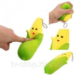 Игрушка-антистресс с ароматом Squishy Кукуруза (18 см)