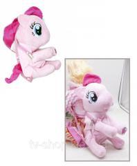 Рюкзак -игрушка Пони розовый