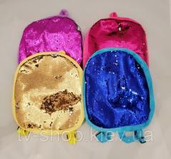 Рюкзак с паетками Антистресс