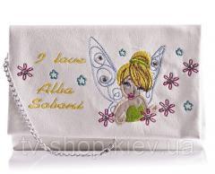 Клатч для девочки Фея Альба Собони