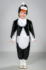 Карнавальный костюм ПИНГВИН (4-7 лет)