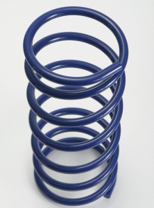 SPRINGS, calculation, production, powder coating,