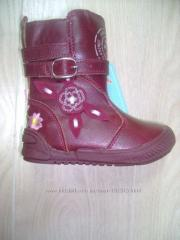 Boots for girls of the Flamingo 21-27 r