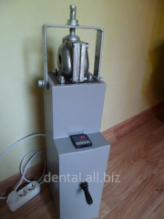 Thermopneumo press semi-automatic dental for all