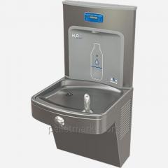 Питьевой фонтанчик с блоком наполнения...