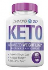 Diamond 247 Keto (Даймонд 247 Кето)- капсулы для похудения
