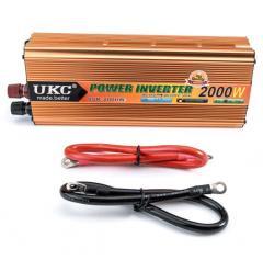Преобразователь авто инвертор UKC 24V-220V...