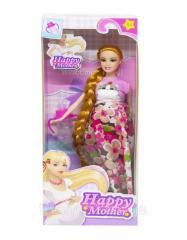 "Кукла ""Счастливая мама"", 28 см"