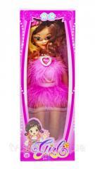 """Музыкальная кукла """"Модница"""", 45 см"""