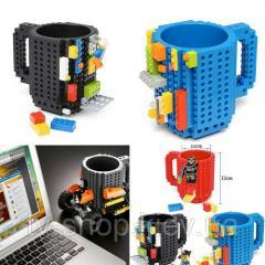 Чашка конструктор Lego (5 цветов)