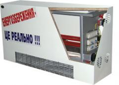 Электрические теплоаккумуляционные обогреватели