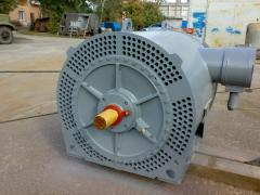 I will sell VAO2-560-630-8-U2 electric motors.
