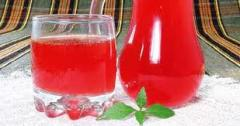 The guelder-rose, guelder-rose juice to buy